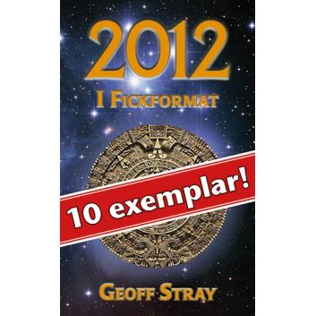 10 exemplar av 2012 i fickformat