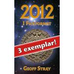 3 exemplar av 2012 i fickformat