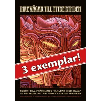 3 exemplar av Inre vägar till yttre rymden