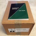 1 låda (48 exemplar!) av Maskinernas skymni…