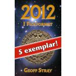 5 exemplar av 2012 i fickformat