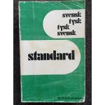 Svensk-tyskt/Tysk-svenskt standardlexikon…
